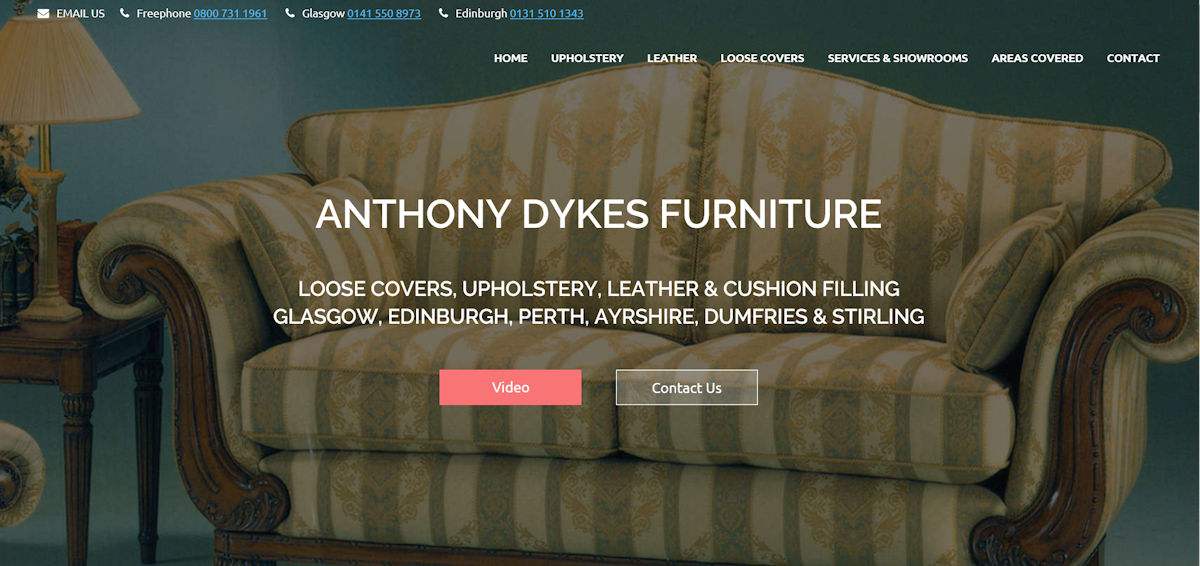 Anthony Dykes Furniture