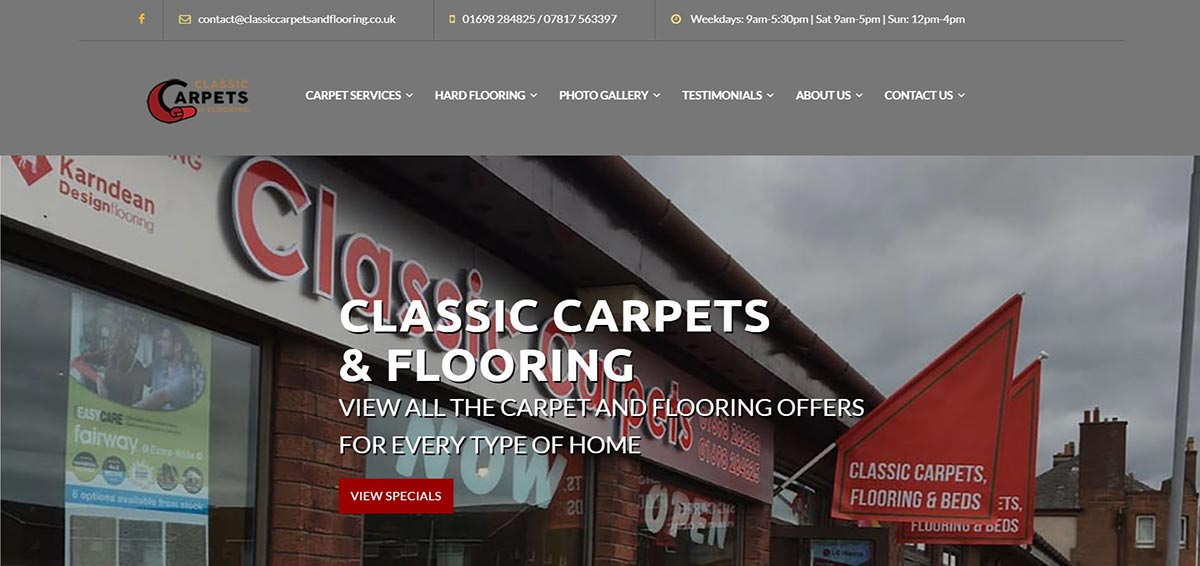 Classic Carpets and Flooring