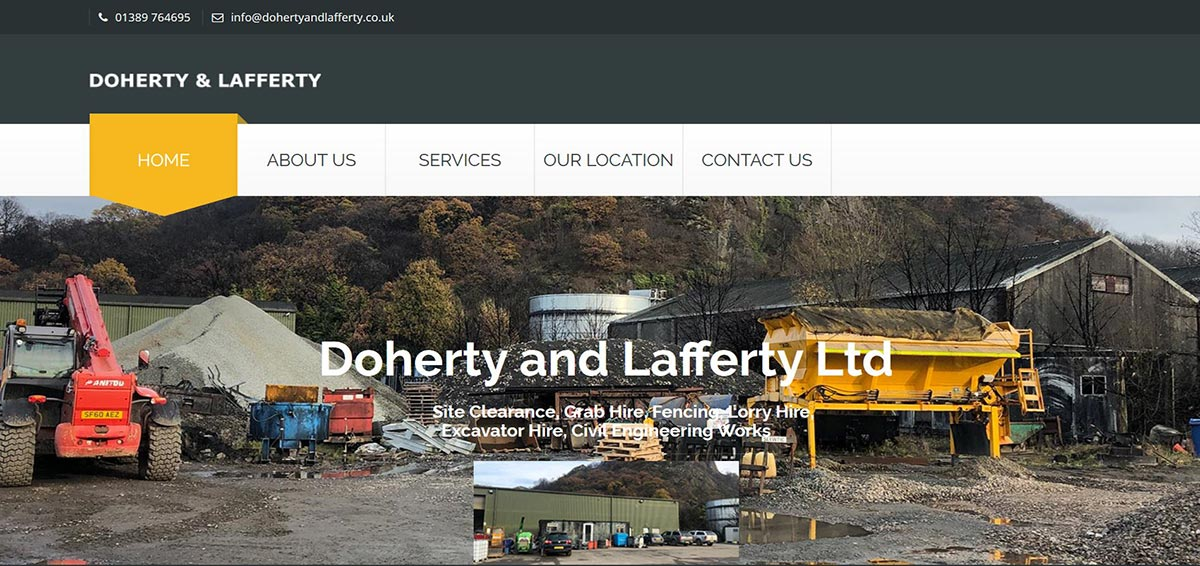 Doherty and Lafferty Ltd