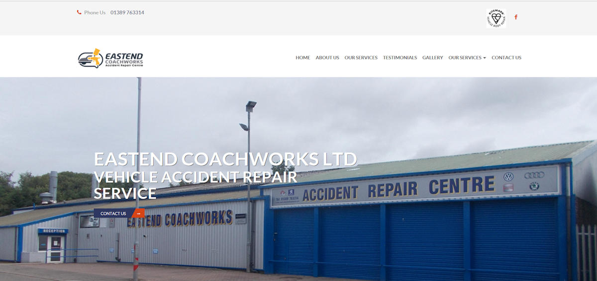 Eastend Coachworks in Dumbarton