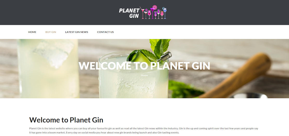Planet Gin