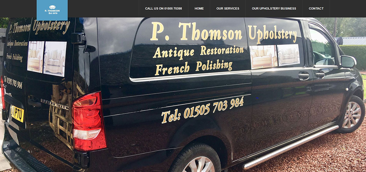 P. Thomson Upholstery