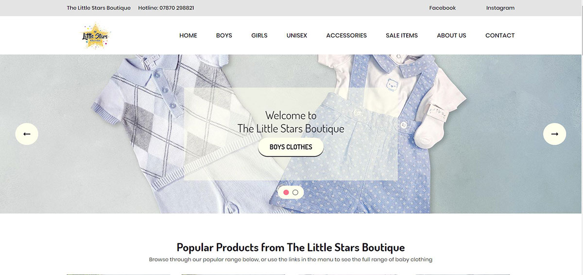 The Little Stars Boutique
