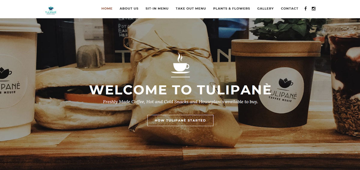 Tulipane Coffee Shop